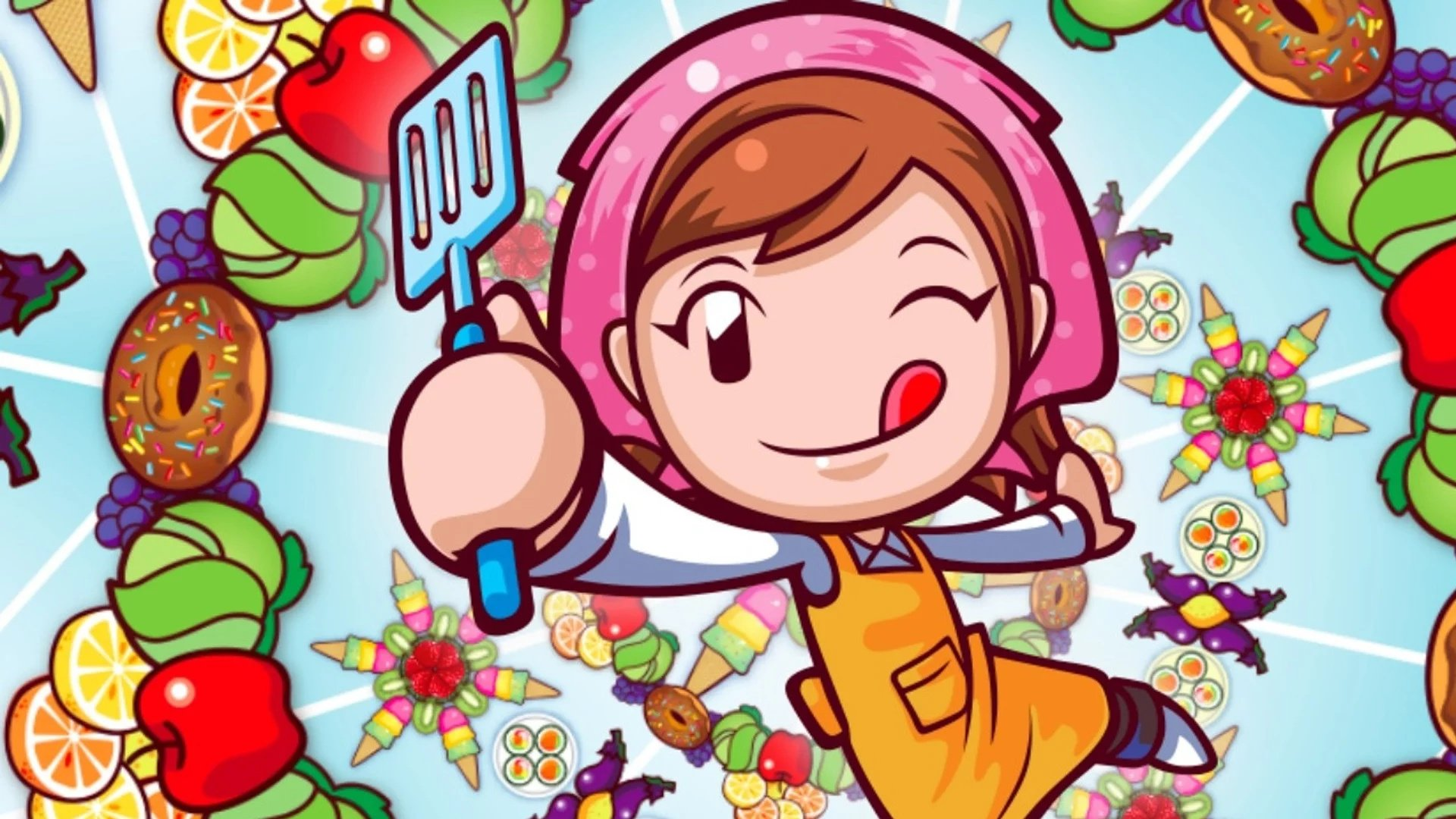 Cooking Mama was one of the biggest inspirations behind the project.